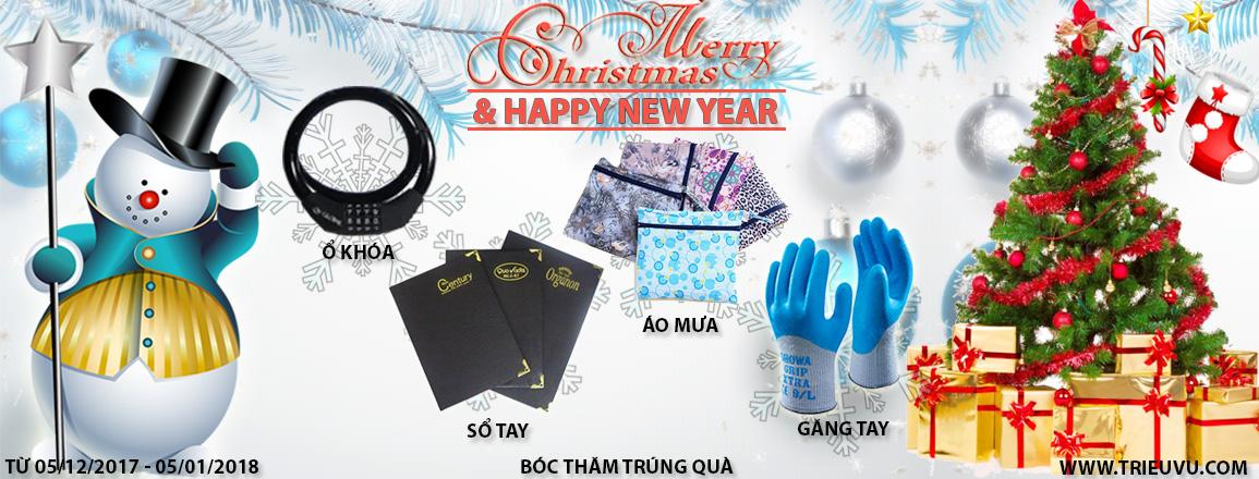 noel 2018 tphcm Chương Trình Khuyến Mãi Noel Và Tết Dương Lịch 2018 | Triệu Vũ noel 2018 tphcm